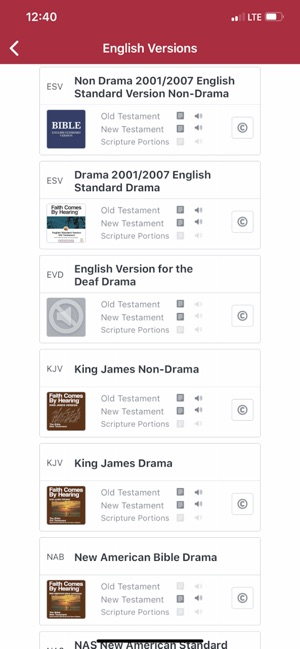 Bibleis Audio Bibles On The App Store