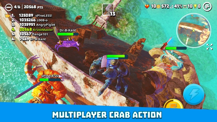 King of Crabs screenshot-3
