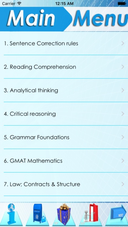 GMAT Exam Review Multi-Topics