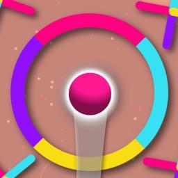 Color Ball Switch Bubble Pop