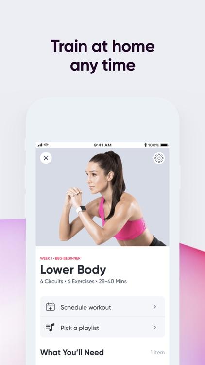 Sweat: Fitness App For Women screenshot-3