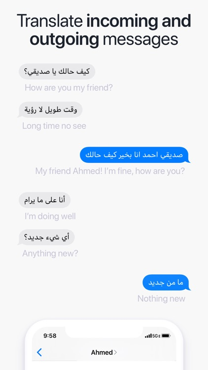 TransKey - Chat Translator App screenshot-6