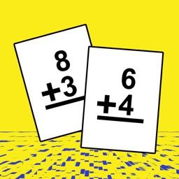Math Addition Flashcards