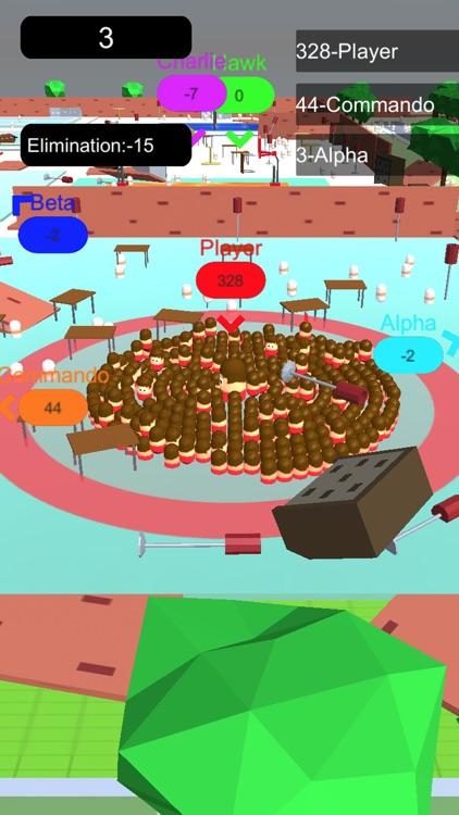 Popular City - Wars.io screenshot-3