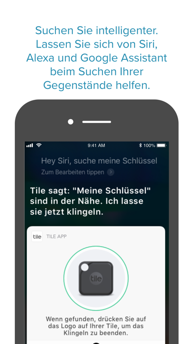Tile - Find lost keys & phoneScreenshot von 9