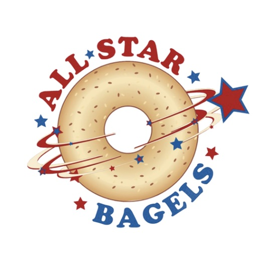 All Star Bagels - Ordering