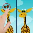 找区别动物幼儿园开玩笑至脑天才学习 icon