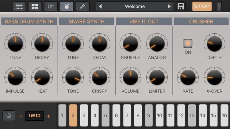 LE04: AR-909 Drum Machine