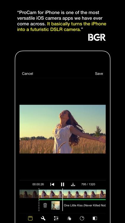 ProCam 6 screenshot-5