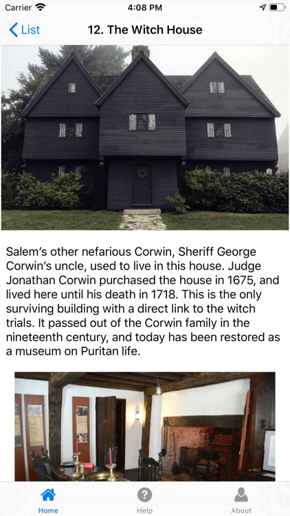 Salem Witches Tour