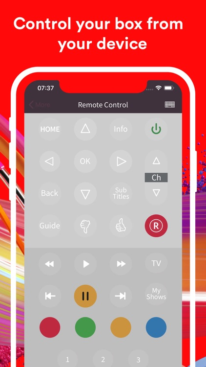 Virgin TV Control screenshot-3