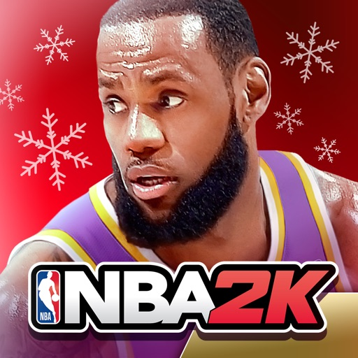 NBA 2K Mobile Basketball app for ipad