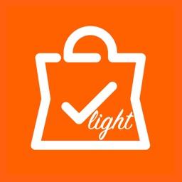 Grosh Light Grocery List