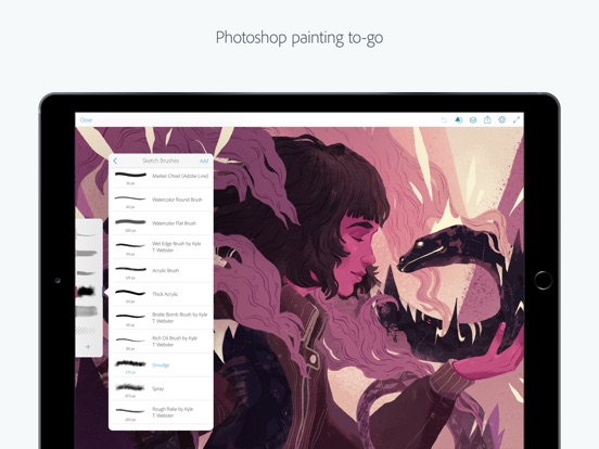 Adobe Photoshop Sketch - Adobe