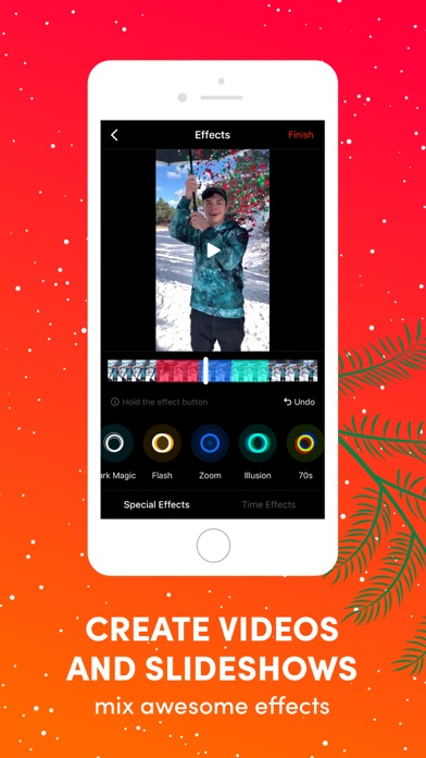 Vigo Video -Tell your story Screenshot on iOS