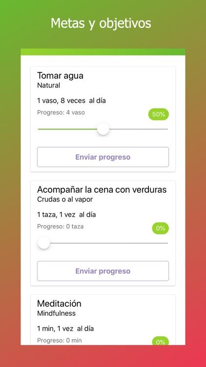 Mis Consultas Eat Smart Apps screenshot-4