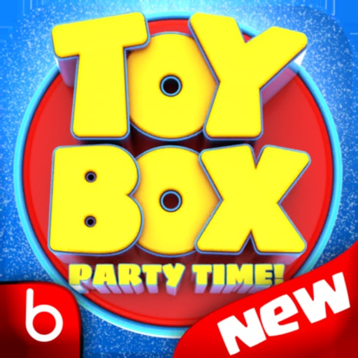 Toy Box Party Story Time
