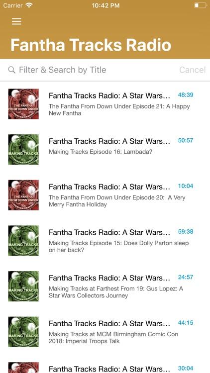 Fantha Tracks screenshot-5