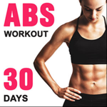 ABS Workout for Women, Fitness