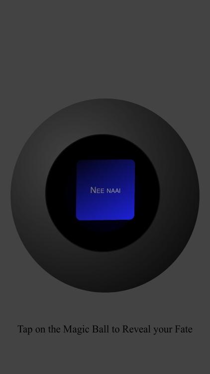 Magic 8 Ball - Find Your Fate screenshot-4