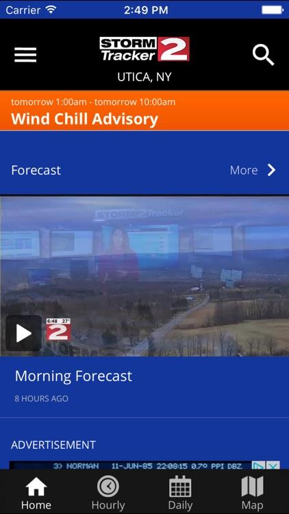 WKTV - StormTracker 2 Weather