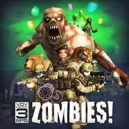 VDV Match 3 RPG: Zombies!