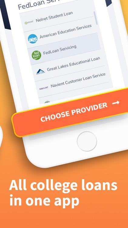 Sloan: #1 Student Loan App