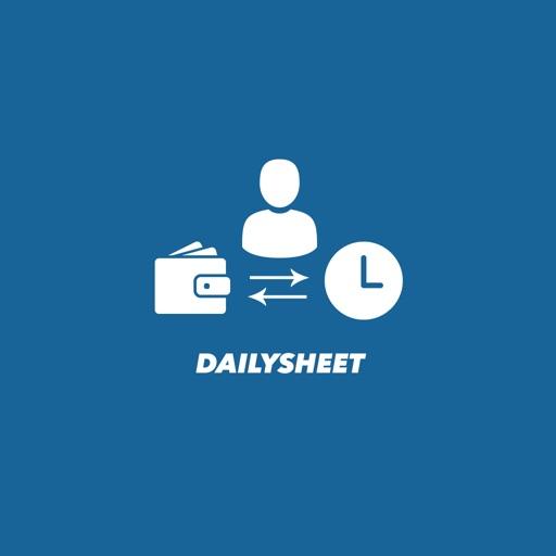 Dailysheet - Worker's Register
