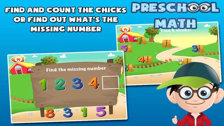 Preschool Math: Learning Games screenshot-4