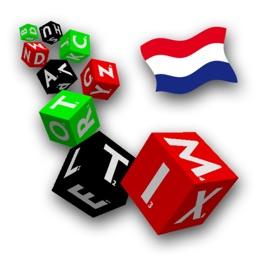 LetMix for Wordfeud (Dutch)