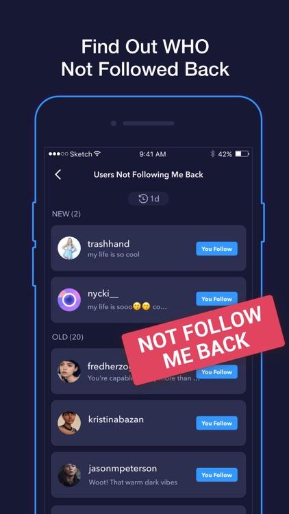 Followers Tracker - Ins Report
