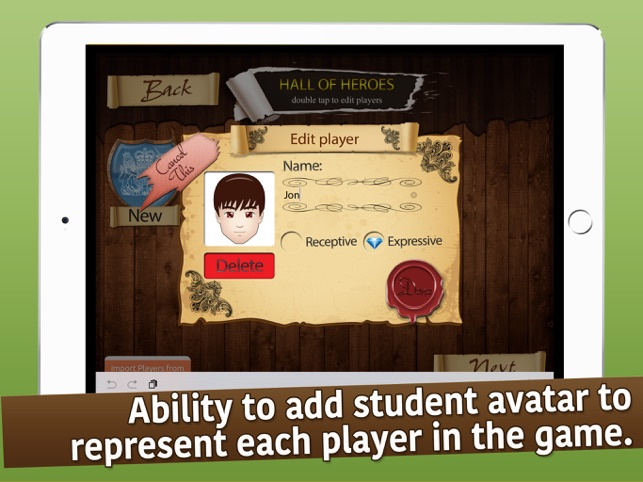Social quest on the app store