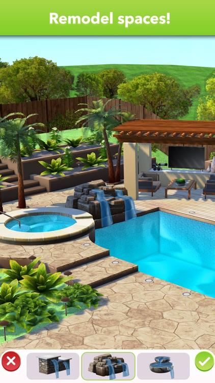 Home Design Makeover screenshot-0