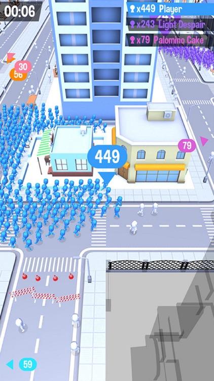 拥挤城市 screenshot-2