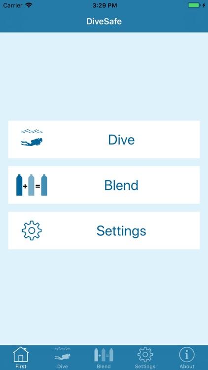 DiveSafe