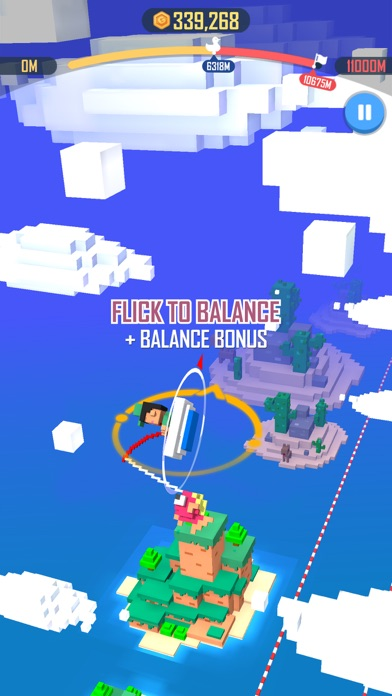 Jump Rider: Crazy Boat screenshot 2