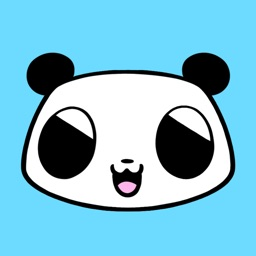 Animated Puddi Panda Stickers