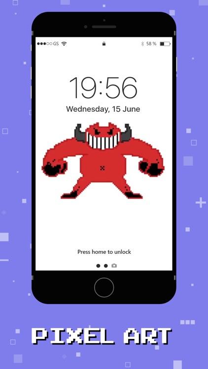 Live Wållpaper screenshot-5