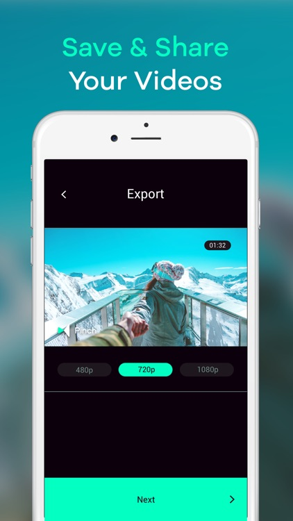 Pinch - Video Editor For All screenshot-6