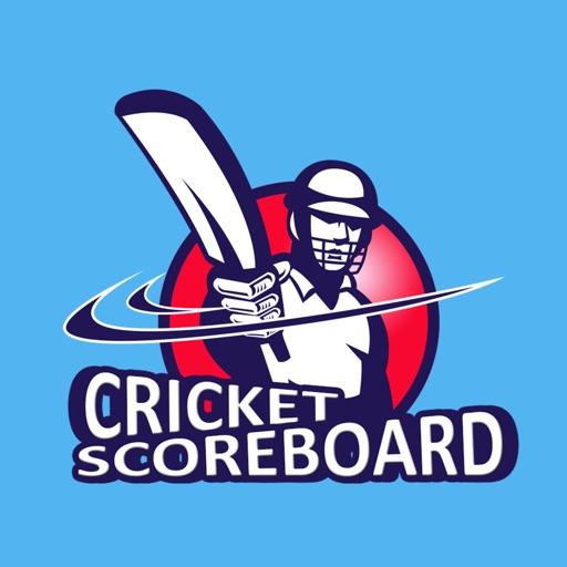 Cricket Scoreboard App
