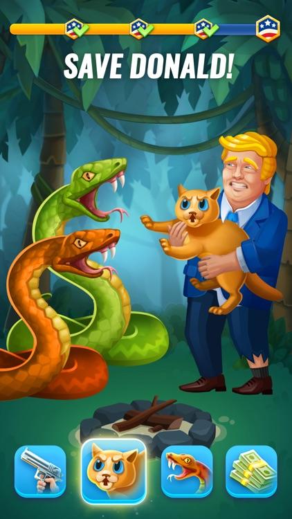 Trump's Empire: idle game screenshot-3