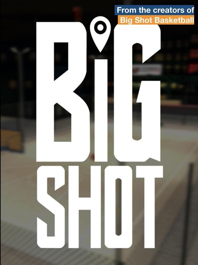 Big Shot Swish ES, game for IOS