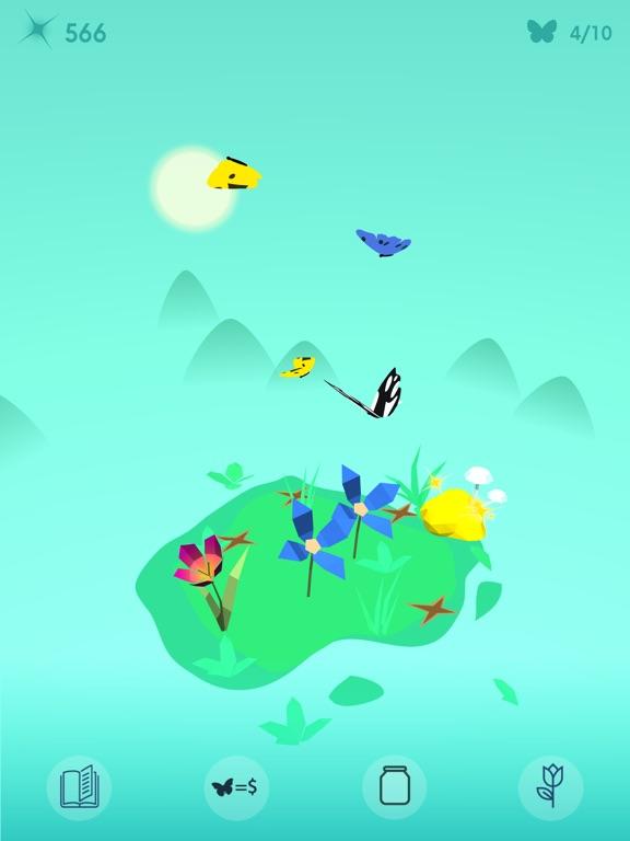 Butterfly Garden Clicker screenshot 6