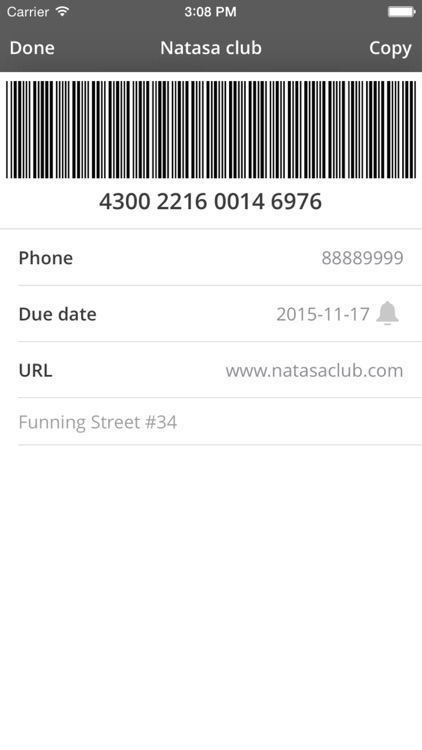 Card Mate Pro- credit cards screenshot-3