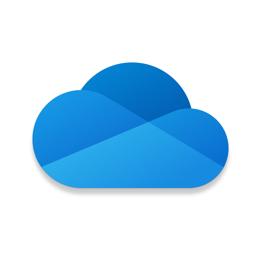 Ícone do app Microsoft OneDrive