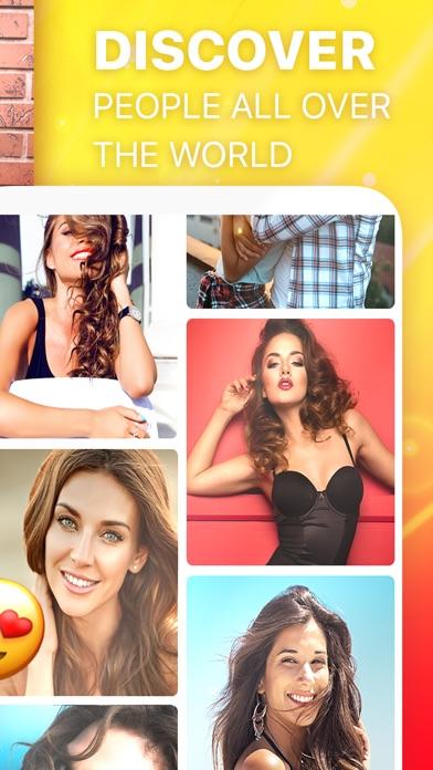 YF Dating #1 Hook Up Chat App Screenshot