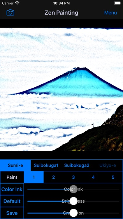 Zen Painting - Ukiyo-e Camera