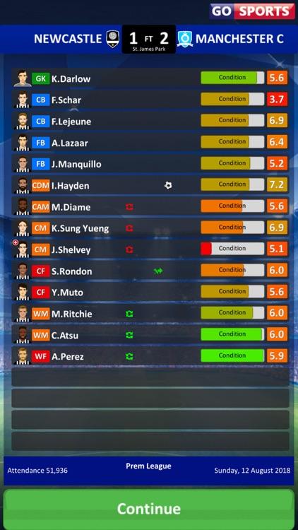 Club Soccer Director 2019 screenshot-9