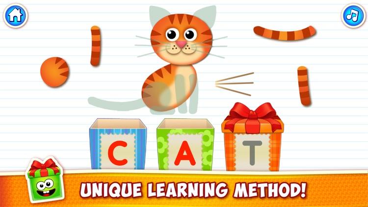 ABC Kids Games: Learn Letters! screenshot-0