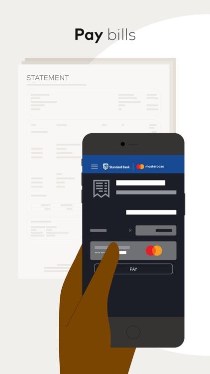 Standard Bank Masterpass screenshot-6